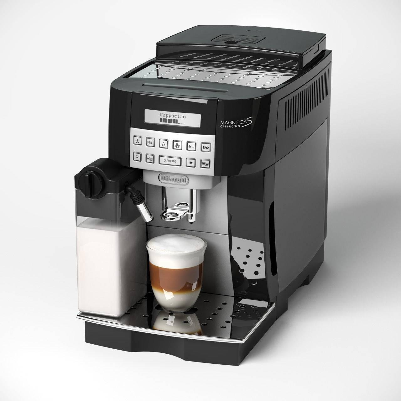 Кофемашина delonghi (делонги) - модельный ряд, особенности