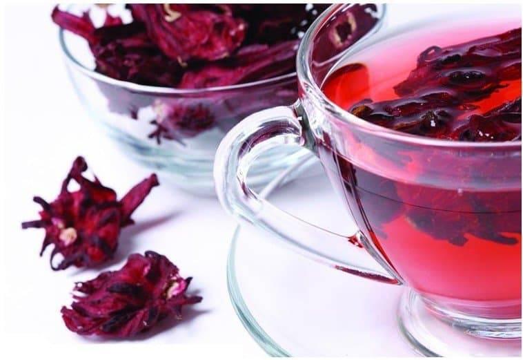 Освежающий гранатовый чай – отличное решение для жаркого лета