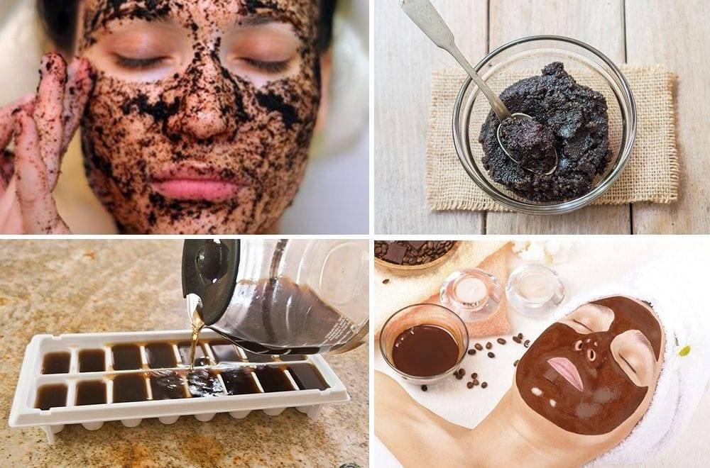 Кофейный скраб от целлюлита - борьба против бугров на коже