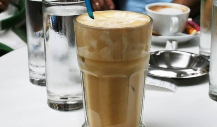 Что такое настоящий кофе по-гречески?