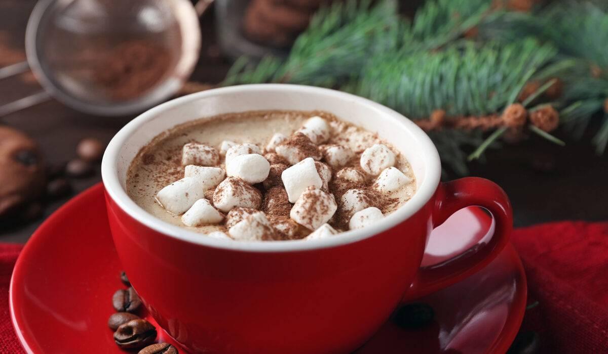 Какао с маршмеллоу: рецепты и особенности приготовления
