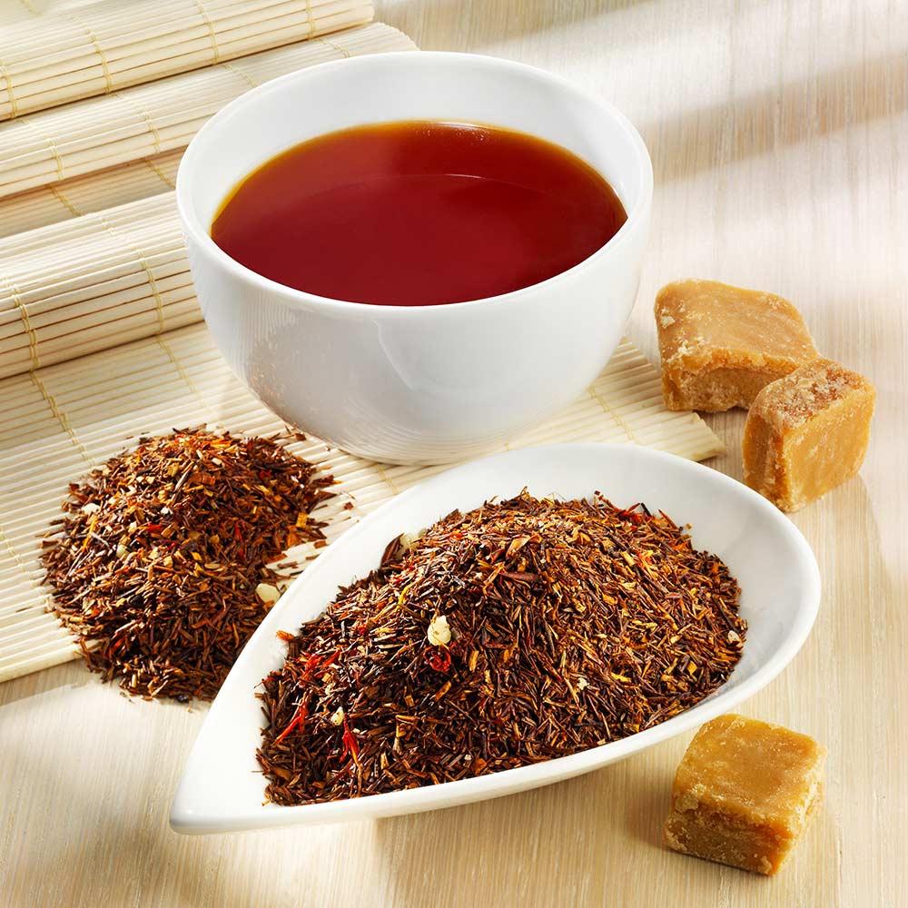 Чай ройбуш - польза и вред, разновидности, описание, применение для похудения и как правильно заварить