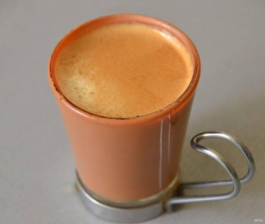 Как называется кофе с мороженым?