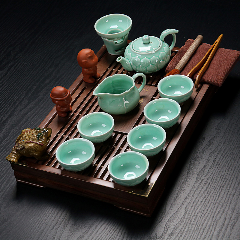 Китайская посуда для чайной церемонии: что нужно знать новичку