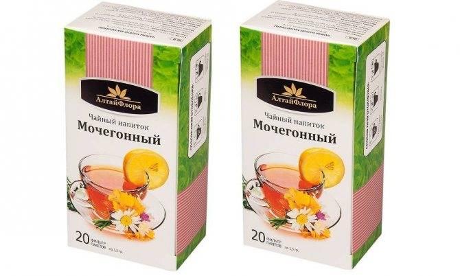 Мочегонные сборы трав для вывода жидкости. выбираем мочегонный чай, эффективный при отеках. описание лекарственной формы
