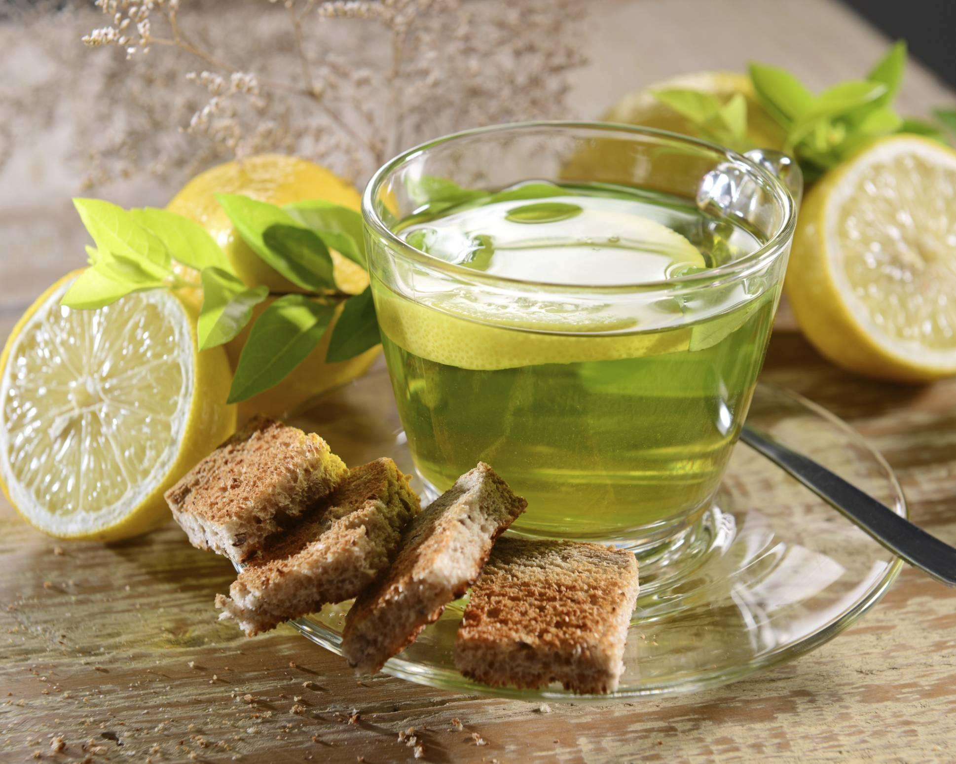 Зеленый чай лемонграсс - полезные свойства, как заваривать