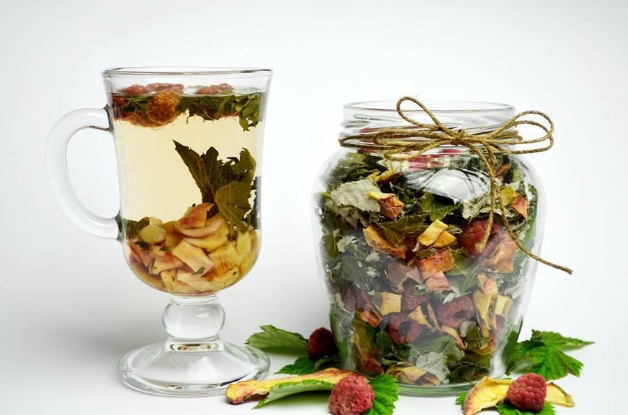 Рецепты фруктовых чаев — просто вкусно и полезно