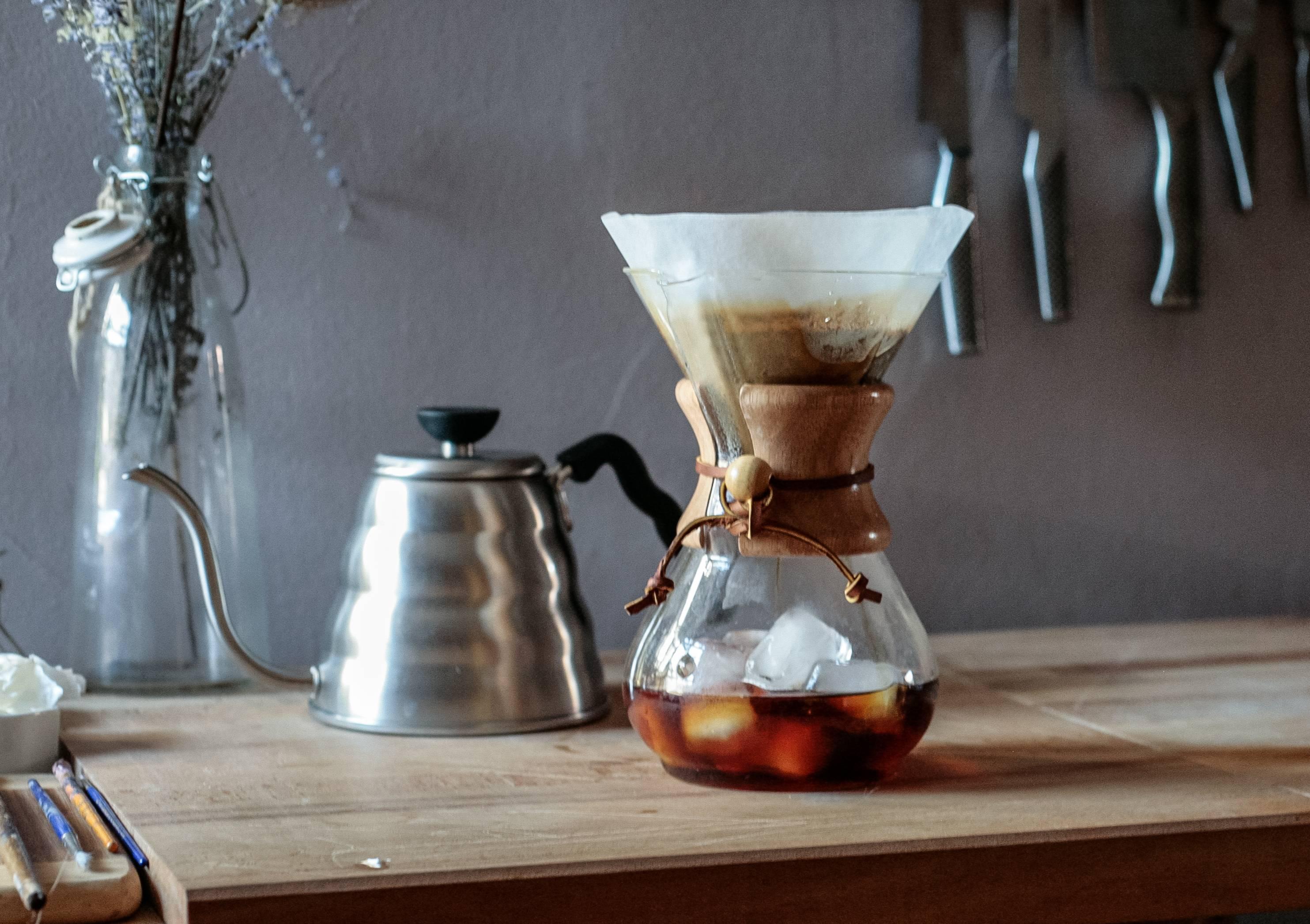 Кемекс (chemex) для кофе - что это такое. как заварить кофе в кемексе