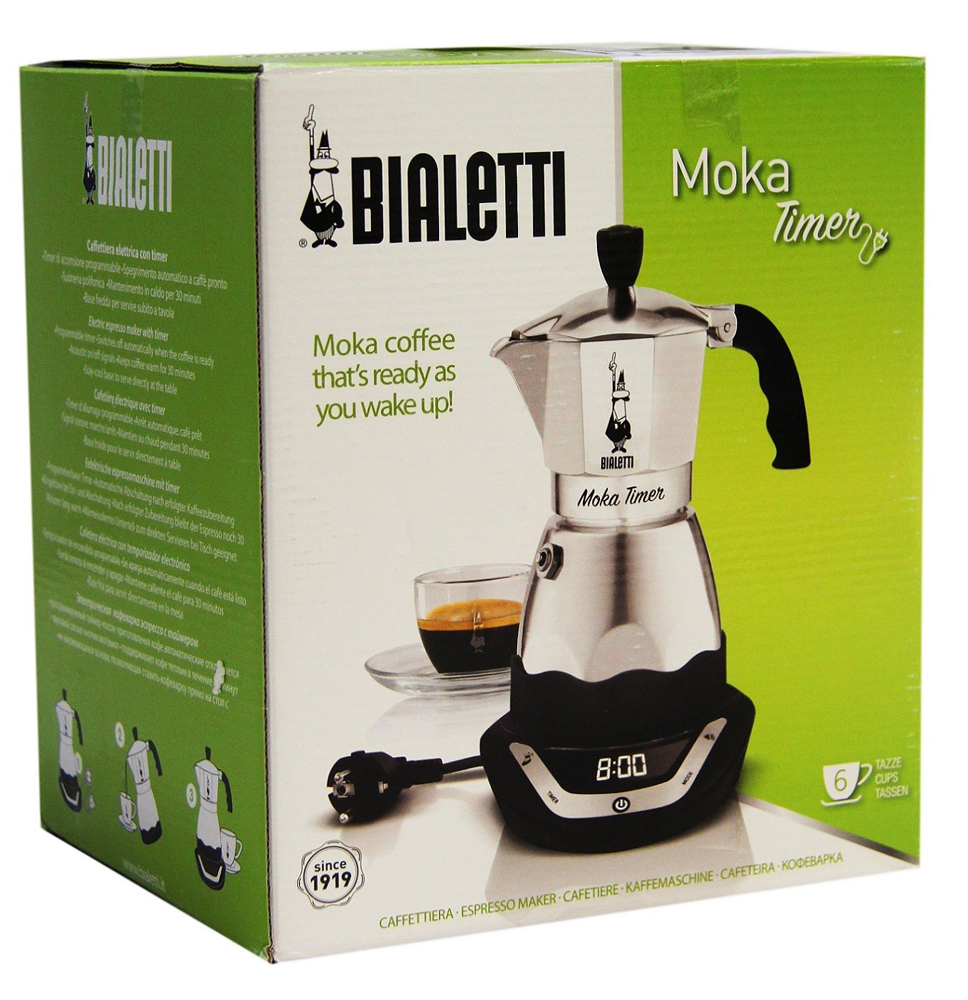 Разновидности кофеварок для домашнего использования