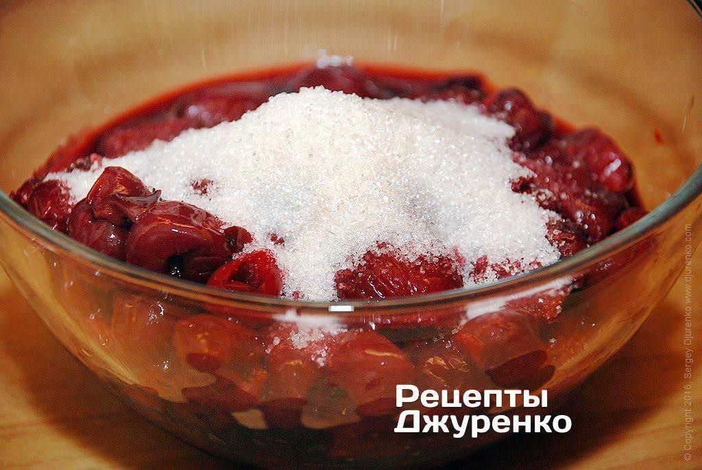 Кисель из вишни: из замороженных, свежих ягод, с косточками