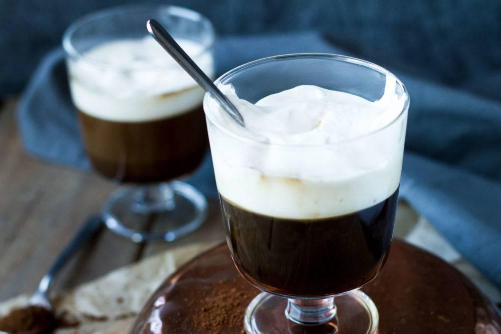 """Кофе """"ирландский крем"""": особенности напитка"""