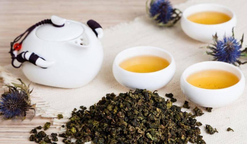 6 основательных причин пить чай Молочный улун