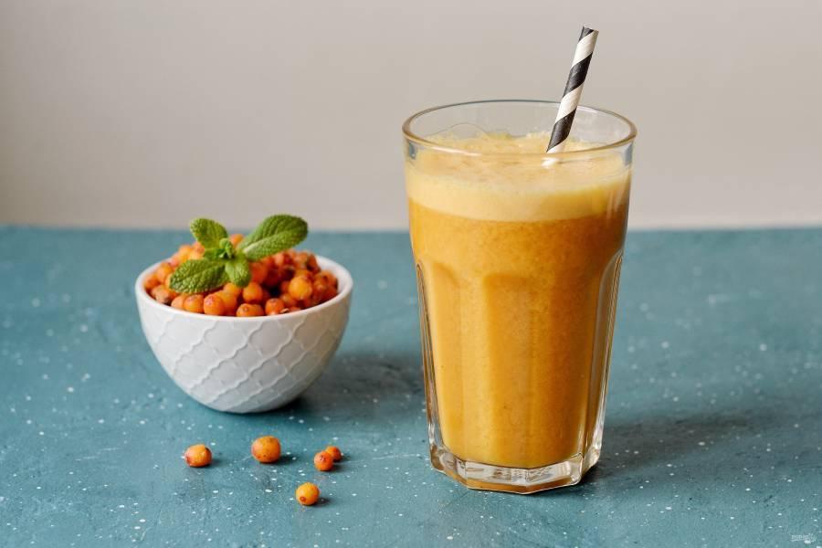 Смузи с апельсином: как приготовить в блендере, рецепты с яблоками, бананами