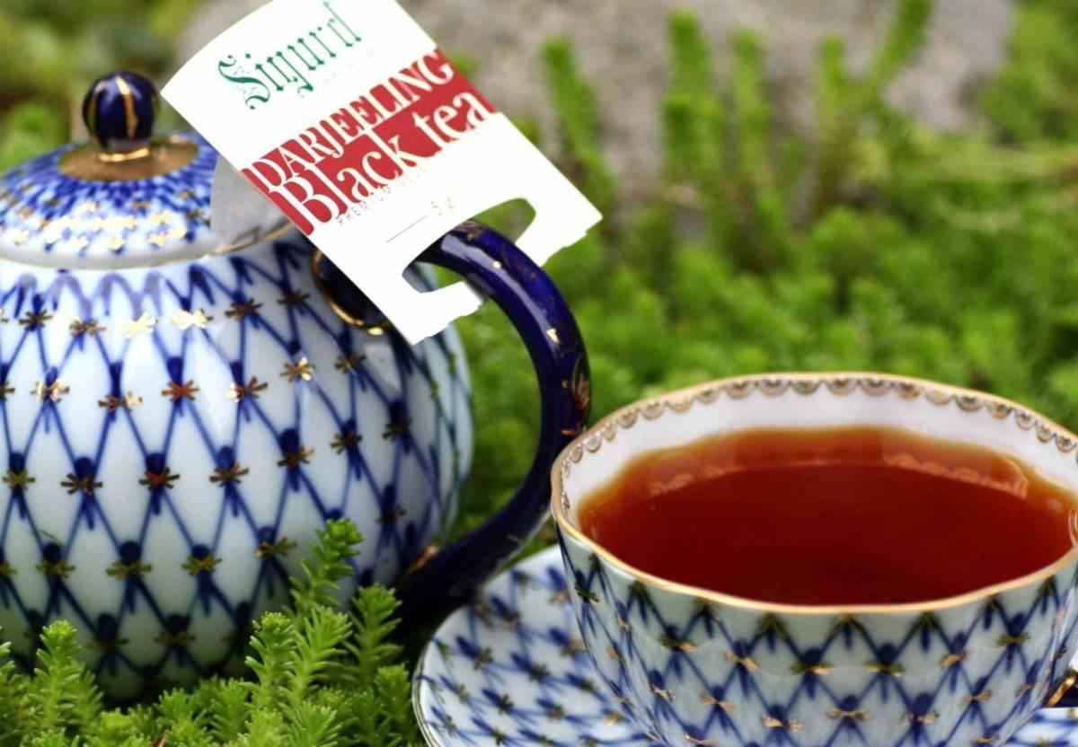 Чай дарджилинг: описание, свойства, как заваривать