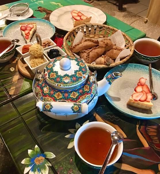 Татар чай или железница крымская, польза и вред