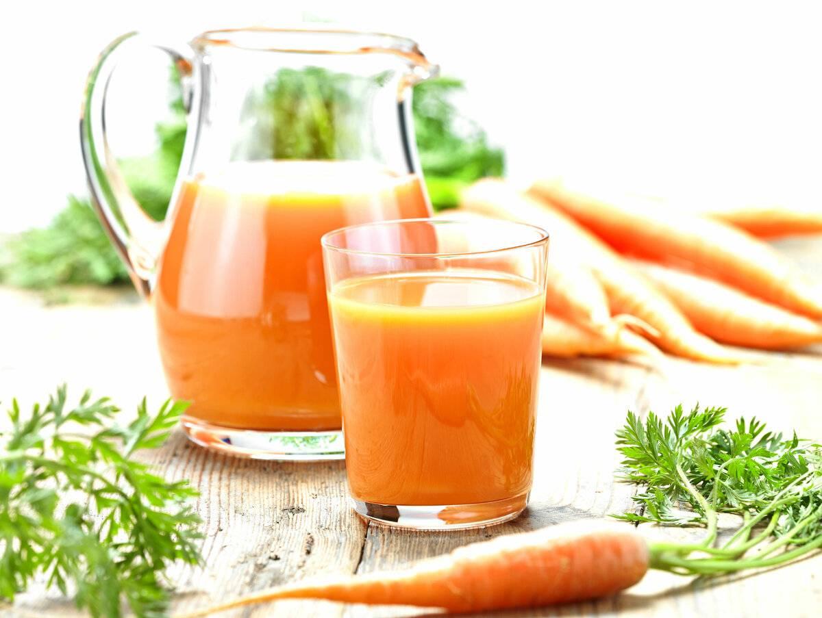 Морковный чай — польза и вред, как приготовить лечебный напиток