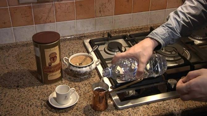 Кофейные шедевры – учимся заваривать кофе в турке