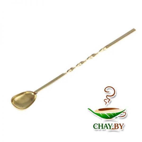 Ложка для турки - кофейная ложка с длинной ручкой