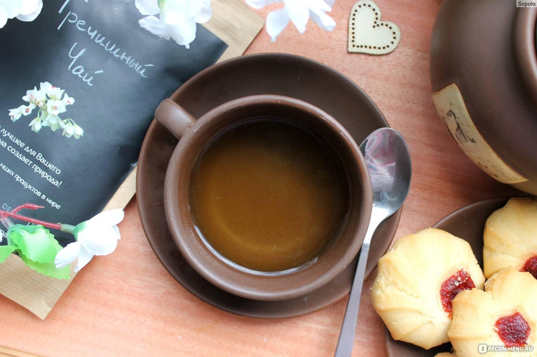 Гречишный чай: отзывы, свойства, польза и вред, как заваривать