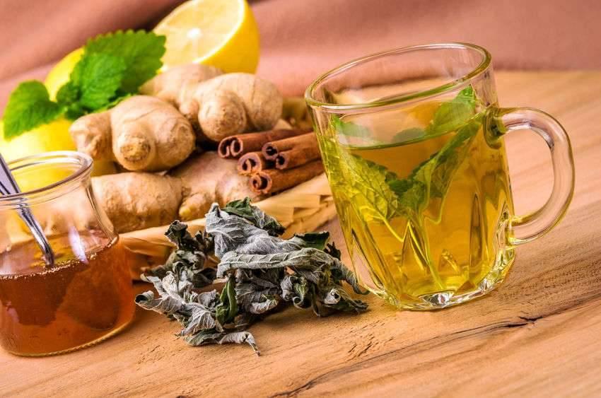 Чай с имбирем и куркумой: рецепты с корицей, медом, кефиром