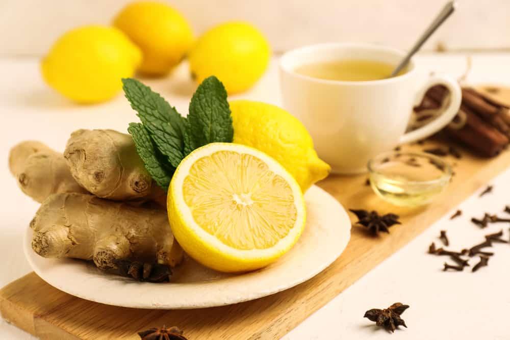 Имбирный чай: польза и вред
