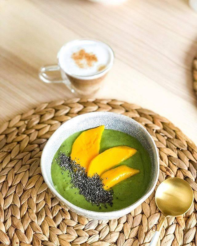 Чай с манго