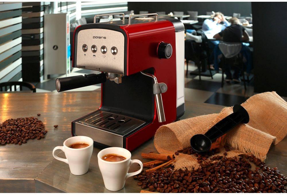 В чем разница между кофеваркой и кофемашиной? | в чем разница