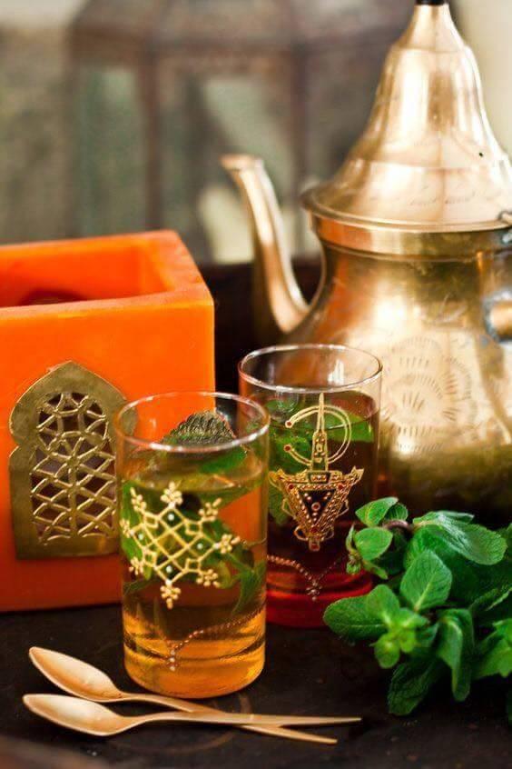 Марокканский чай: лучшие рецепты и нюансы приготовления, состав