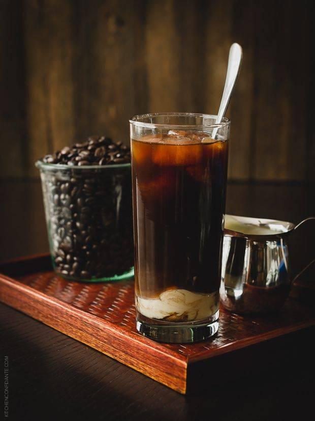 Кофе со льдом: название, как сделать айс кофе