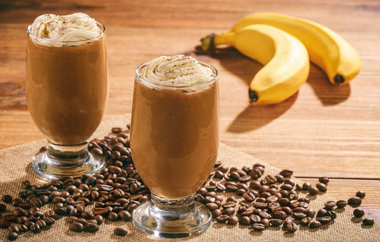 Как сделать банановый смузи по пошаговому рецепту с фото