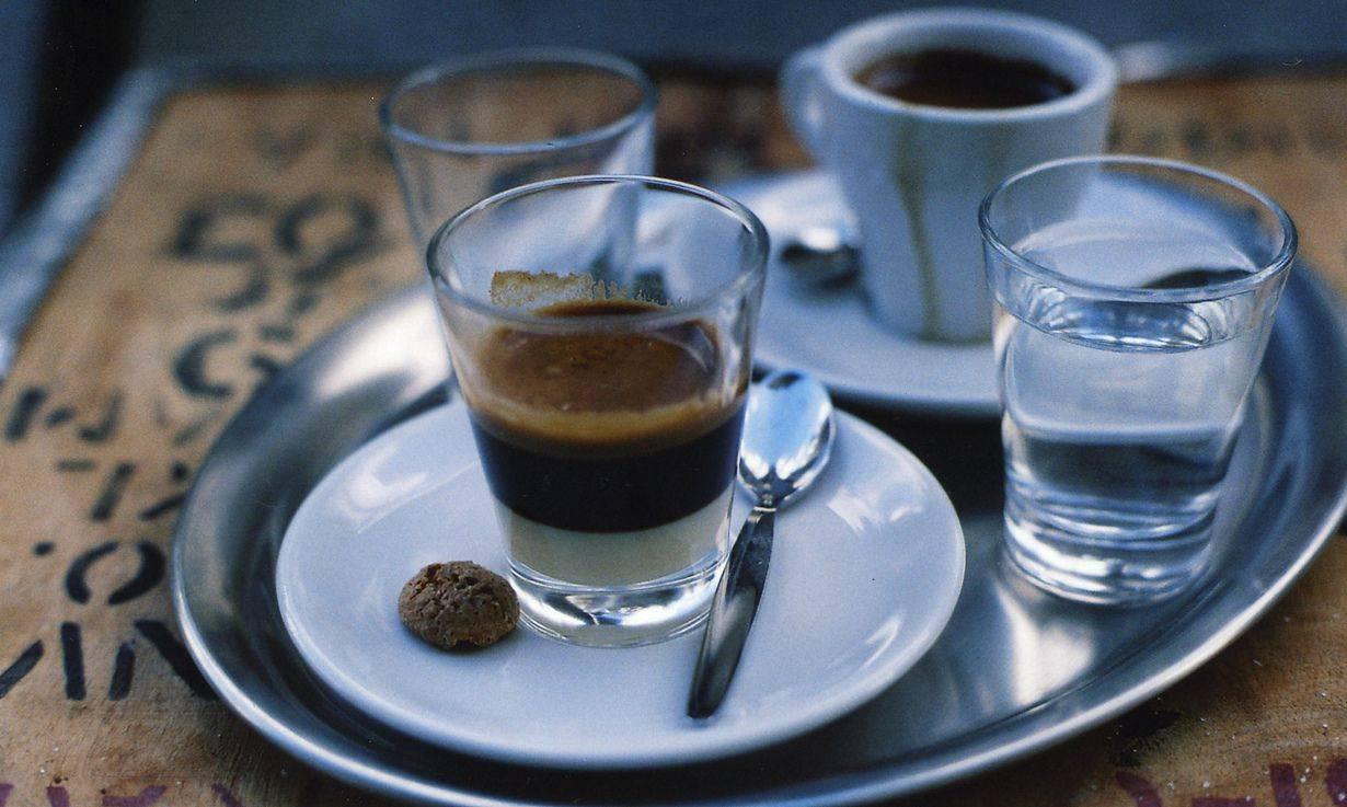 Кортадо: cortado - итальянский рецепт кофе с топленым молоком