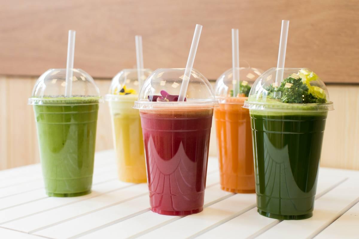 Чем смузи отличается от фреша. рецепты летних напитков.