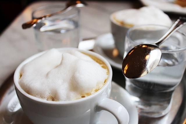 Кофейная церемония или как правильно подавать различные виды кофе