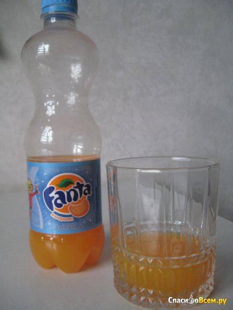 Домашняя «фанта» из апельсинов