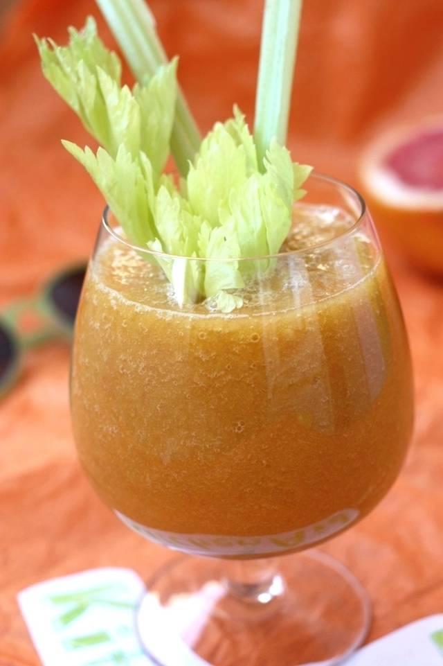 Яблочный смузи: популярные рецепты