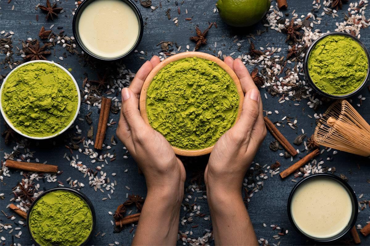 Зеленый чай матча: польза для здоровья