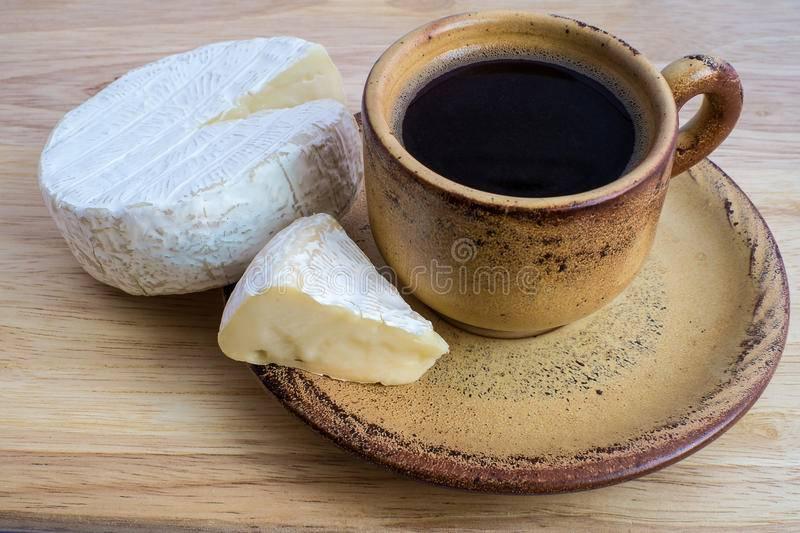 Кофе с сыром - идеальное сочетание вкусовых ощущений