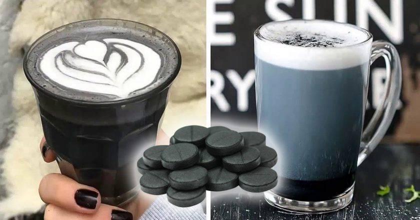 Вся правда о кофе для похудения black latte — угольный латте