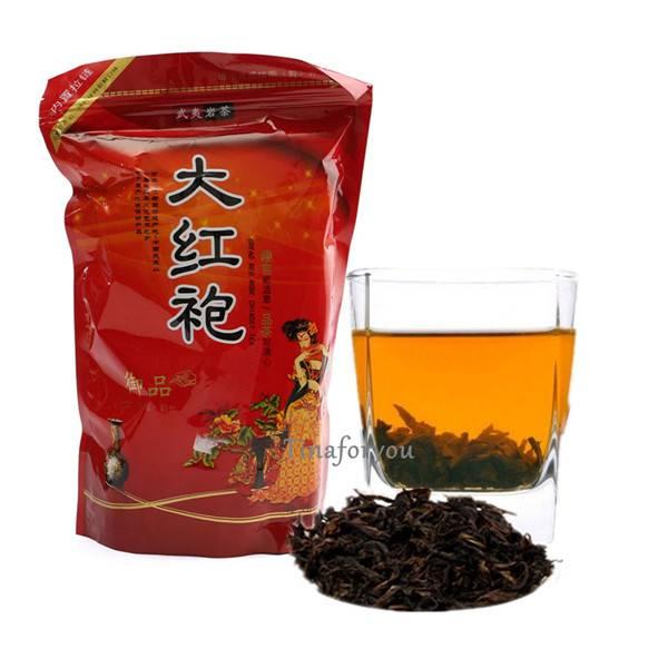 Китайский красный чай: что это такое, как называется
