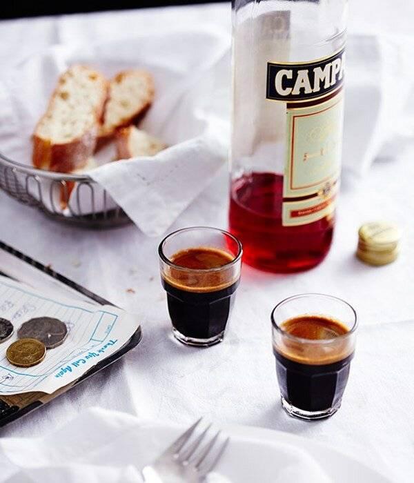 Рецепт кофе коретто: состав и приготовление