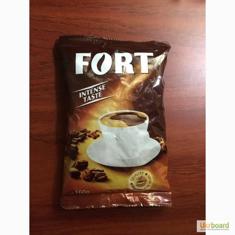 Кофе молотый fort - отзывы на i-otzovik.ru