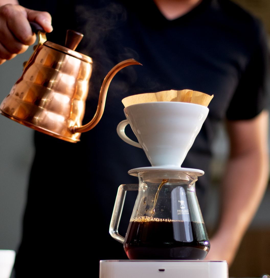 Coffee brew bar - что такое, история, виды и методы заваривания | брю бар и альтернативные способы заваривания кофе