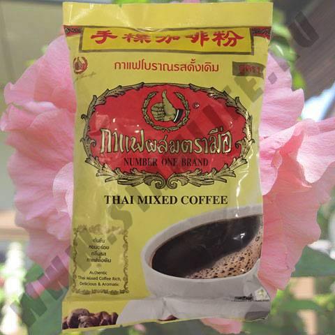 Традиционный кофе по-английски