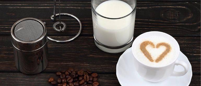 10 лучших вспенивателей молока