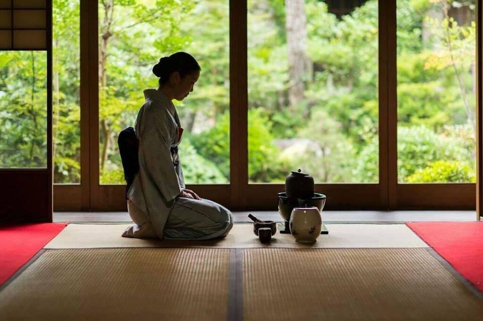 Чайная церемония в японии - особенности