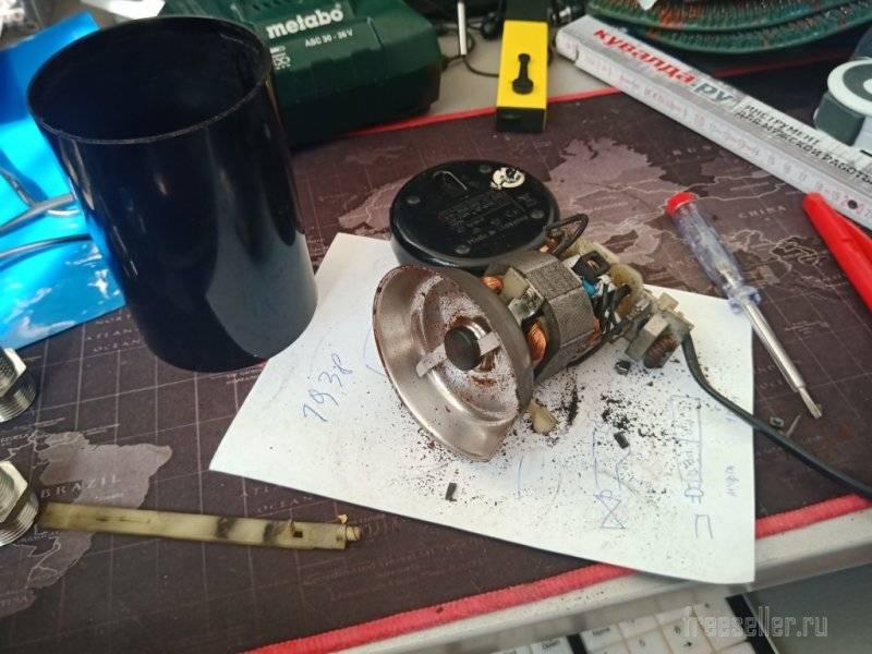 Как разобрать кофемолку: bosch, экма, витек