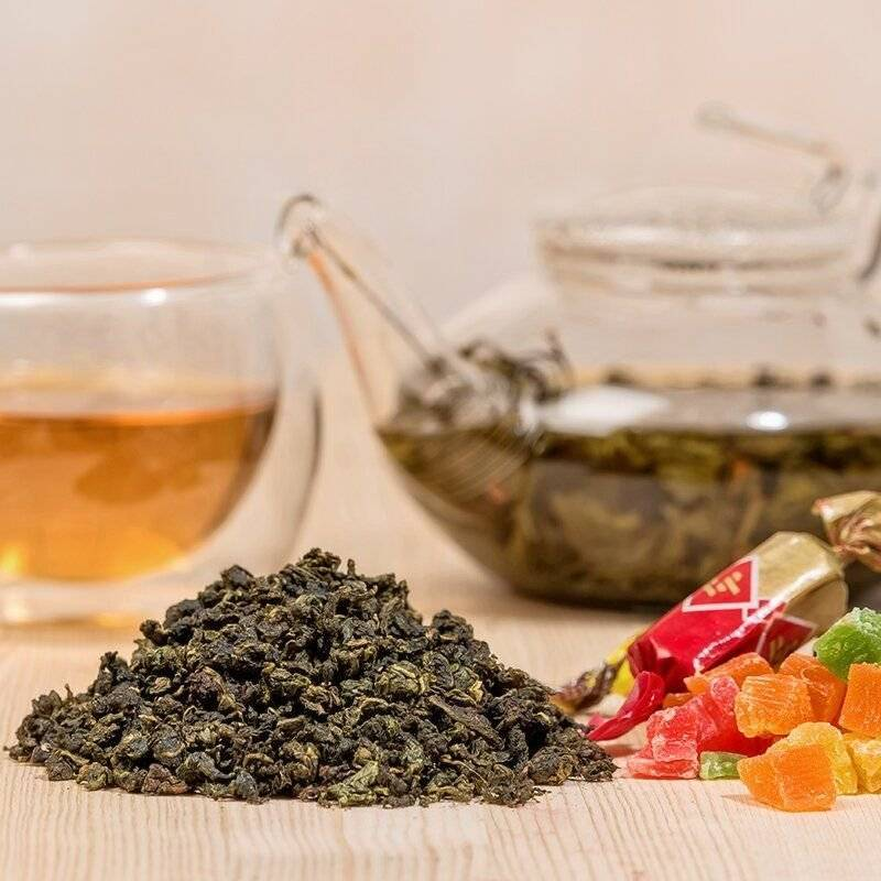 Чай молочный улун: польза и вред, полезные свойства и противопоказания