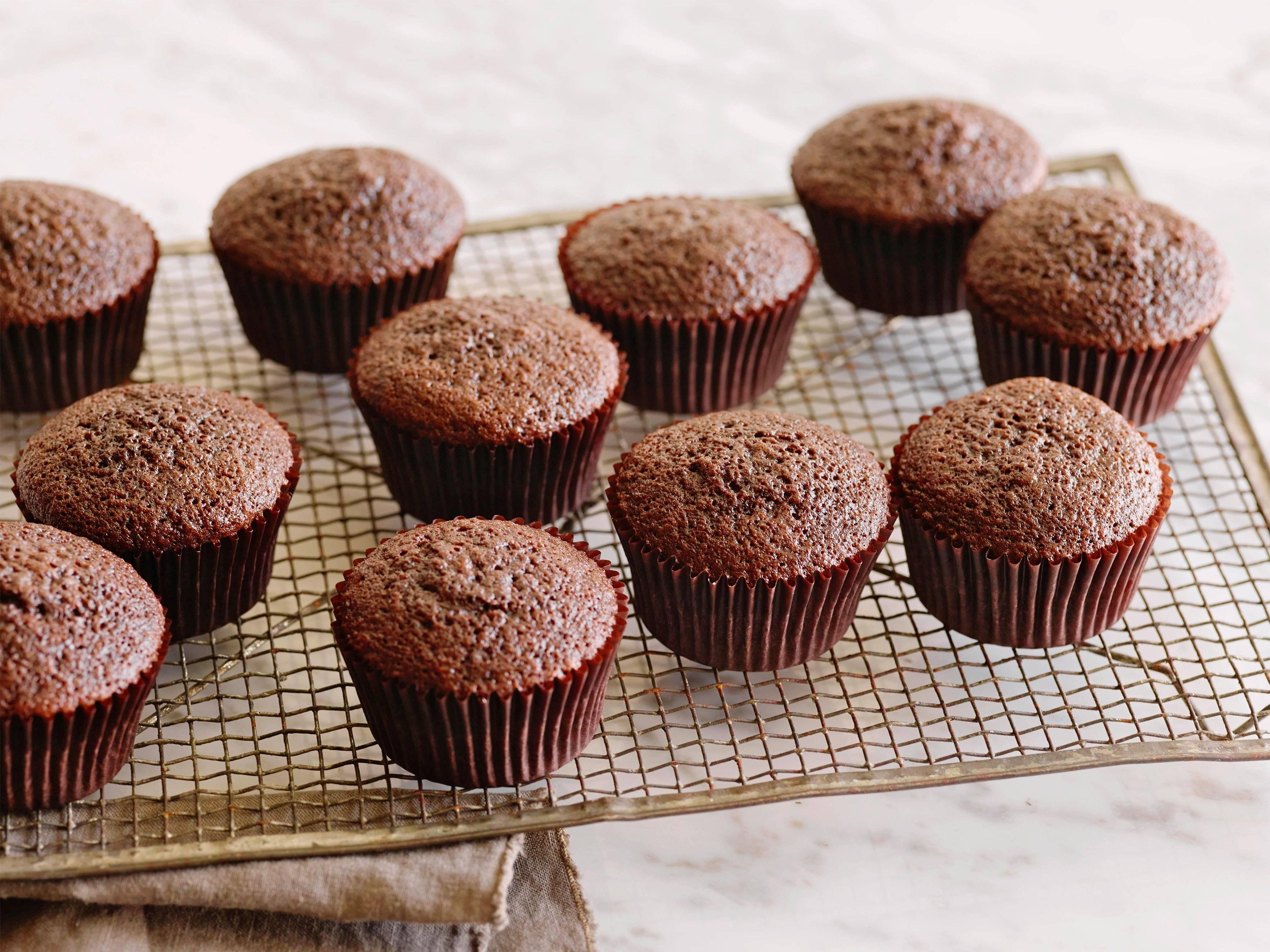Шоколадные маффины - 19 рецептов приготовления пошагово - 1000.menu