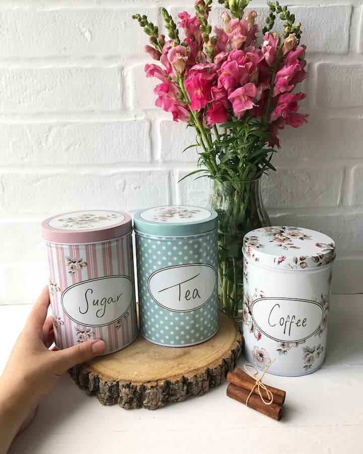 Правильное хранение чая в домашних условиях
