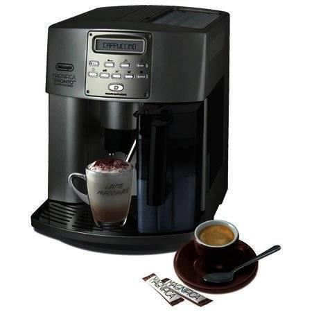 Обзор лучших кофемашин delonghi